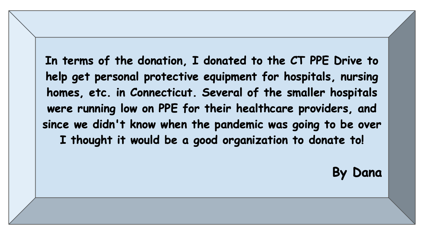 CT PPE Drive